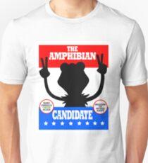 The Amphibian Candidate Unisex T-Shirt