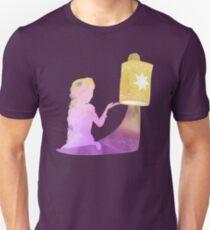 Schwimmende Lichter Unisex T-Shirt