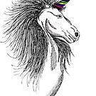 Rainbow Unicorn by pjwuebker