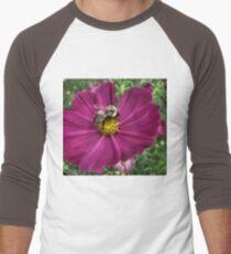 The Pollenator Men's Baseball ¾ T-Shirt