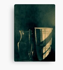 In the room Canvas Print