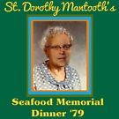 St. Dorothy Mantooth by dodadue89
