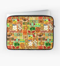 Hawaiian Blocks 002 Laptop Sleeve