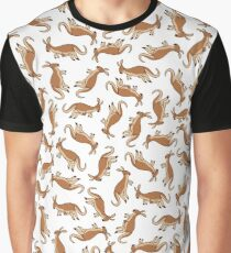 Kangaroos! Graphic T-Shirt