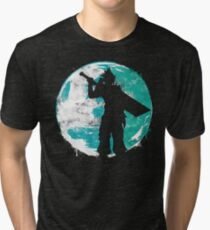 Cloud Cover Tri-blend T-Shirt