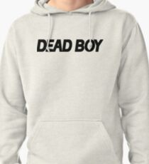 DEAD BOY BLACK Pullover Hoodie