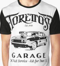 Camiseta gráfica Torettos Garge Dom