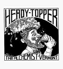 HEADY TOPPER Shirt Photographic Print