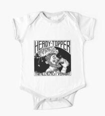 HEADY TOPPER Shirt One Piece - Short Sleeve