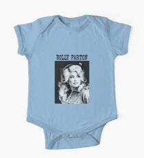 Dolly Parton Shirt One Piece - Short Sleeve