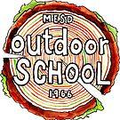 """Tree Rings by Gunnar """"Puddle"""" Pedersen by Multnomah ESD Outdoor School"""