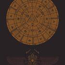 Sacred Sun by Hector Mansilla