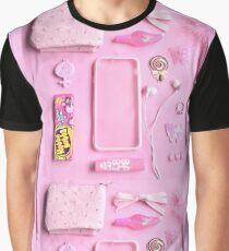 Pink Babygirl Essentials Graphic T-Shirt