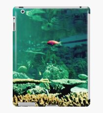 Little Fish in a Big Blue World iPad Case/Skin