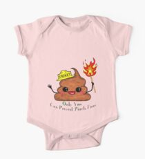 Smokey the Poop One Piece - Short Sleeve