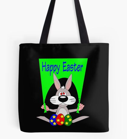 Happy Easter (5251 Views) Tote Bag