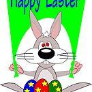 Happy Easter (5251 Views) by aldona