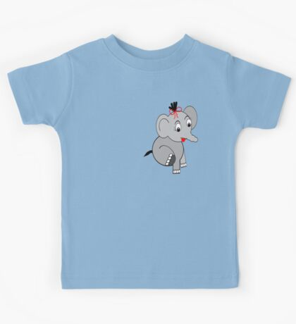 Elephant (3877 Views) Kids Clothes