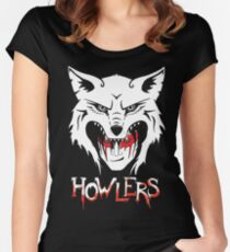 Howlers Women's Fitted Scoop T-Shirt