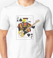 P-Bass Jack Unisex T-Shirt