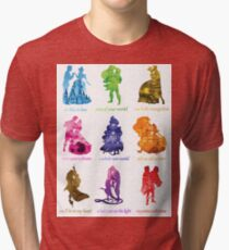 Everyone's a Princess  Tri-blend T-Shirt
