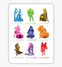Everyone's a Princess  Sticker