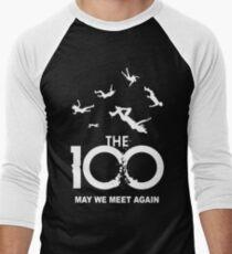 The 100 - May We Meet Again Men's Baseball ¾ T-Shirt