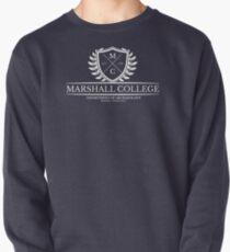 Sudadera cerrada Marshall College