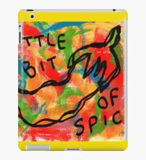 Life Is Spicy Sometimes iPad Case/Skin