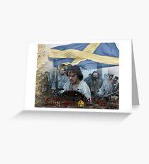 Outlander/Jamie Fraser/Culloden Greeting Card