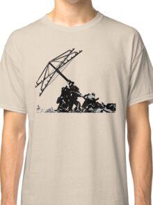 Americana - raising the Hills hoist Classic T-Shirt