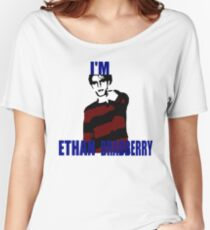 ETHAN BRADBERRY!!! (Gone Sexual) - ONE:Print Women's Relaxed Fit T-Shirt