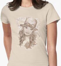 Steampunk Girl T-Shirt