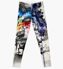Howl's Moving Castle Leggings