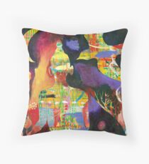Sati Throw Pillow