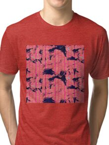 Brush Tri-blend T-Shirt