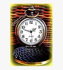 Timepiece Photographic Print
