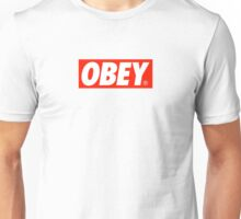 Obey_Classic Unisex T-Shirt