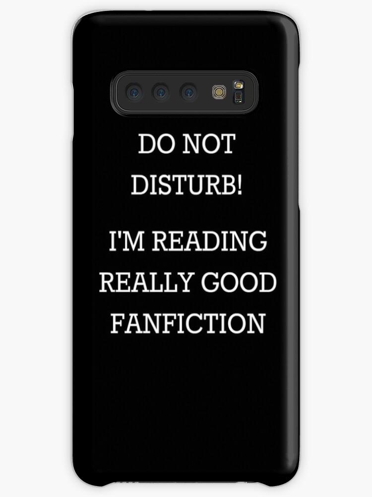 «¡No molestar! Estoy leyendo Fanfiction realmente bueno» de emmadoggett