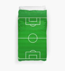 Football Soccer Pitch Ground Duvet King Queen size Covers bedding Duvet Cover