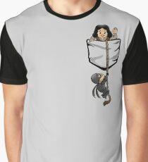 Dread Pocket Roberts Graphic T-Shirt