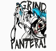 Grind, Pantera! Manga Print Unisex T-Shirt