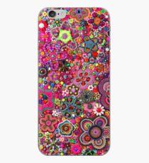 Blumengarten iPhone-Hülle & Cover