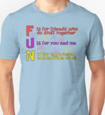 F.U.N Song (Spongebob Version) - Spongebob Unisex T-Shirt