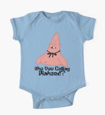 Who You Calling Pinhead? - Spongebob Kids Clothes