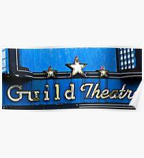 guild theatre Poster