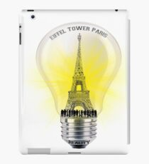 eiffel tower Paris  iPad Case/Skin