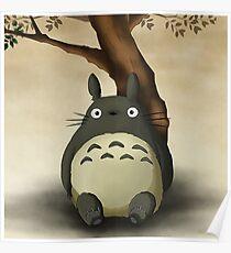 My Neighbor Totoro Studio Ghibli Poster