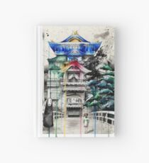 Spirited Away Hardcover Journal