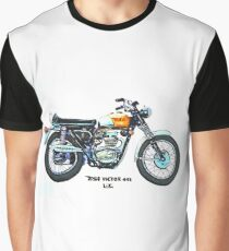 BSA 441 Victor 1969 Graphic T-Shirt